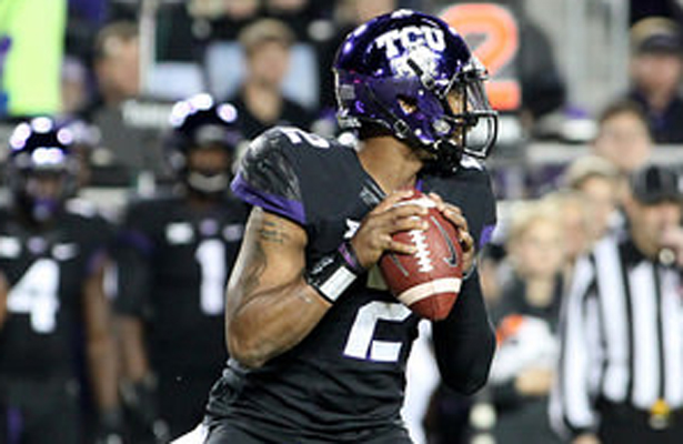 Trevone Boykin and the Horned Frogs will look to improve the offense on Saturday. Photo Courtesy: Dominic Ceraldi