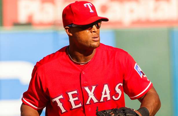The leader of the Rangers team, Adrian Beltre looks to remain hot in the postseason. Photo Courtesy: Darryl Briggs