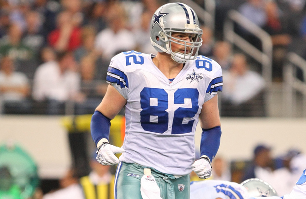 Brandon Weeden will need to get the ball to Jason Witten more to be effective on Sunday. Photo Courtesy: Matt Pearce