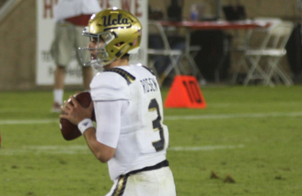 The Buffaloes defense will try their best to contain Bruins QB Josh Rosen. Photo Courtesy: Michael Li