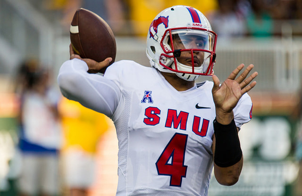 Matt Davis and the SMU Mustangs will try to right the ship against the Pirates. Photo Courtesy: Matthew Lynch