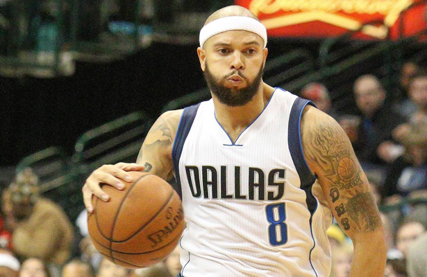 The Colony native Deron Williams is settling in nicely with the Mavericks. Photo Courtesy: Michael Kolch