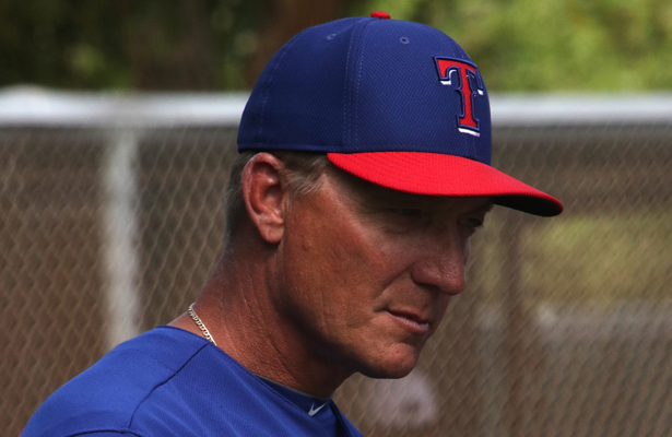 Rangers skipper Jeff Banister was named the 2015 A.L. Manager of the Year, led the team to a division title and back to the playoffs. Photo Courtesy: Mike LaChance