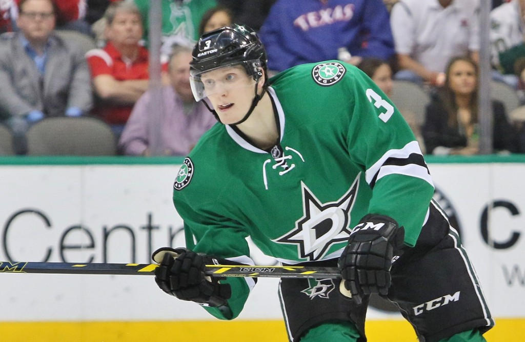 John Klingberg and the Dallas Stars surging start sees them on top of the Western Conference. Photo Courtesy: Dominic Ceraldi