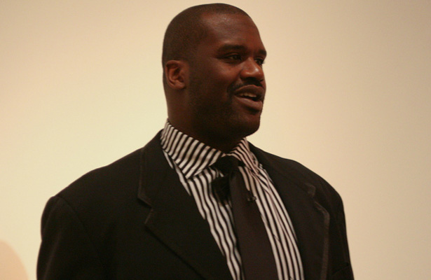 Shaquille O'Neal feels that today's NBA just isn't the same for him. Photo Courtesy: Tom LeGro / PBS NewsHour
