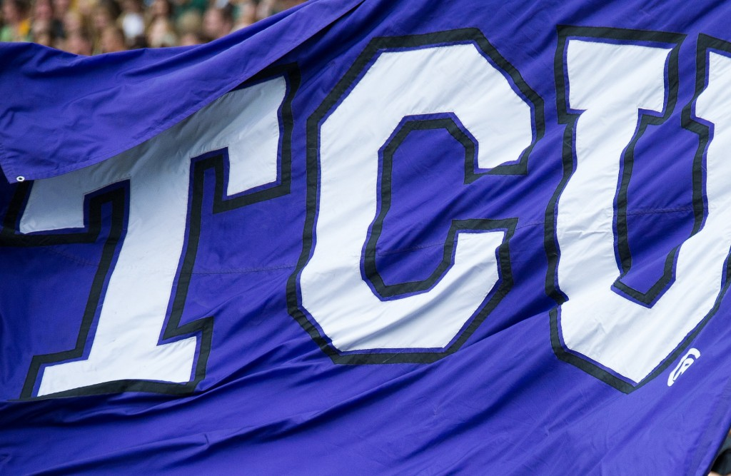 TCU loses first game of the season against undefeated Oklahoma State. Photo Courtesy: Matthew Lynch
