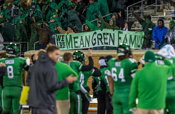 The Mean Green family have been going through some tough times as of late. Photo Courtesy: Sandy McAnally