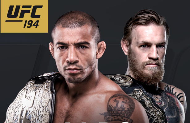 """The entire UFC 194 card looks promising and the main event is a """"must see"""" bout."""