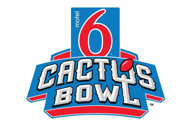 The Baylor Bears limped into a bowl berth while the Boise State Broncos are looking to make a statement. Photo Courtesy: Motel 6 Cactus Bowl Facebook Page