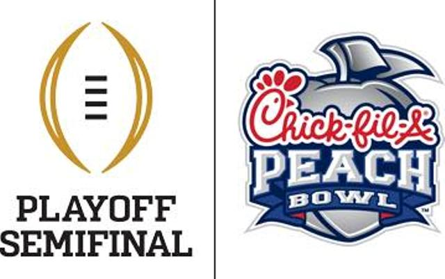 This year's Peach Bowl has the potential to be a nail biter to the very end. Photo Courtesy: Fred's North Texas Facebook Page