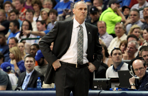 One can only hope that Mavericks head coach Rick Carlisle is a patient man based on the way this season is unfolding. Photo Courtesy: Dominic Ceraldi