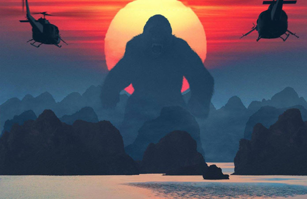 A new generation of viewers are excited to see King Kong on the silver screen. Photo Courtesy: Warner Bros. Pictures