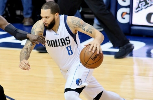 Deron Williams is back from injury, but will he be shipped out by the trade deadline? Photo Courtesy: Dominic Ceraldi