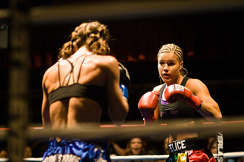 Felice Herrig is making herself known in the UFC. Photo Courtesy: Fliposopher