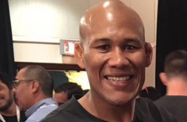 Ronaldo Souza continues to make a name for himself and impress in the UFC.