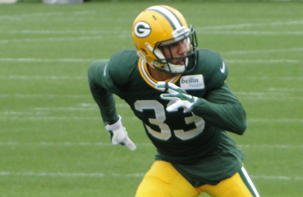 The Dallas Cowboys could be going after Micah Hyde to help with the defense. Photo Courtesy: Kyle Engman