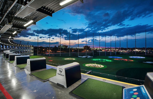 Topgolf continues to expand due to the successful execution of its business plan. Photo Courtesy: Topgolf