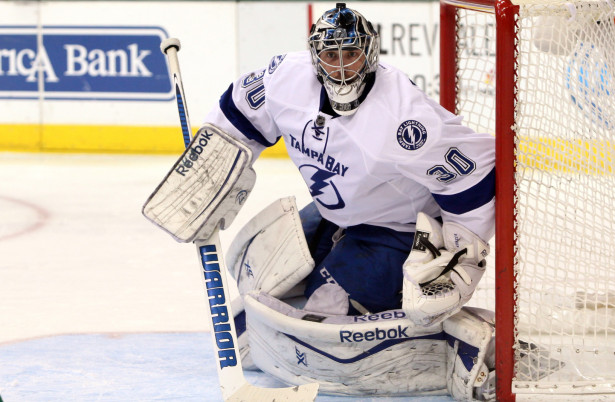 The Stars added one of the premier goaltenders in the NHL. Can Ben Bishop help get this team back on track? Photo Courtesy: Dominic Ceraldi