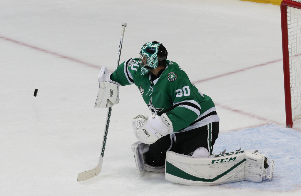 Look no further than to this man, Ben Bishop, responsible for all five of the Stars wins this year. Photo Courtesy: Michael Kolch