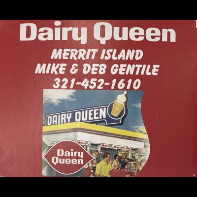 Dairy Queen Merritt Island - Gold Sponsor