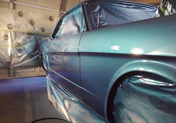 mustang-auto-paint-phoenix-arizona