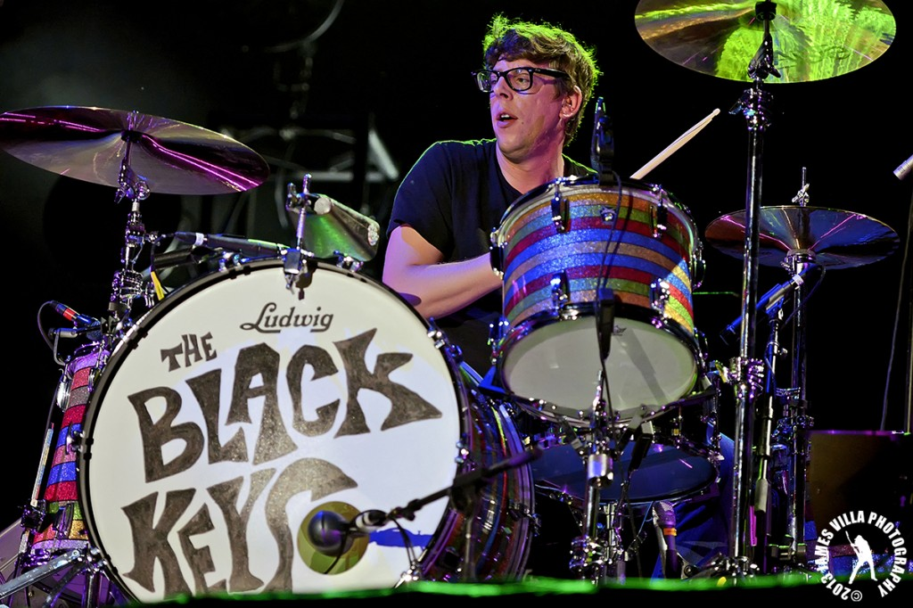 The Black Keys (ACL 2012) | © 2012 James Villa Photography