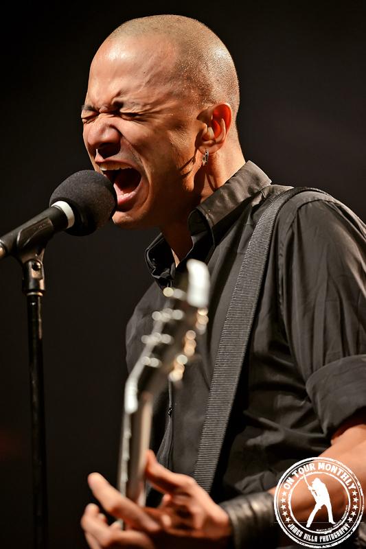 DANKO JONES - Live at The Palladium (Dallas, TX) - March 6th, 2013   James Villa Photography © 2013 On Tour Monthly LLC