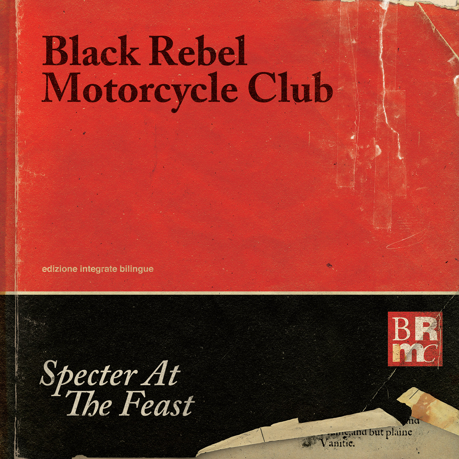"""""""Specter at the Feast"""" by Black Rebel Motorcycle Club"""