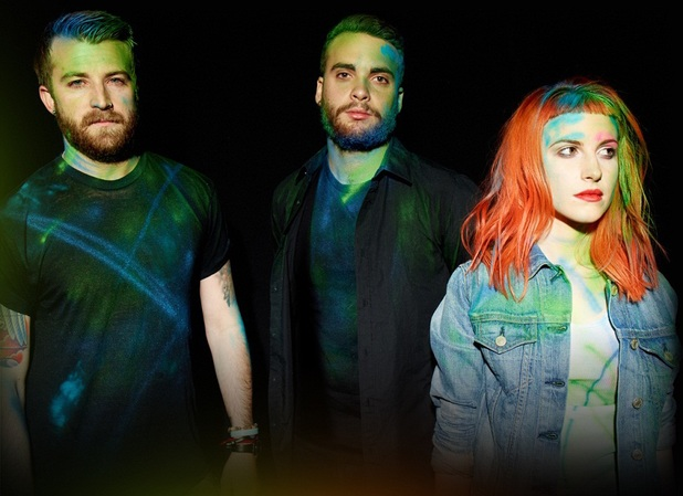 """""""Self Titled"""" by Paramore"""