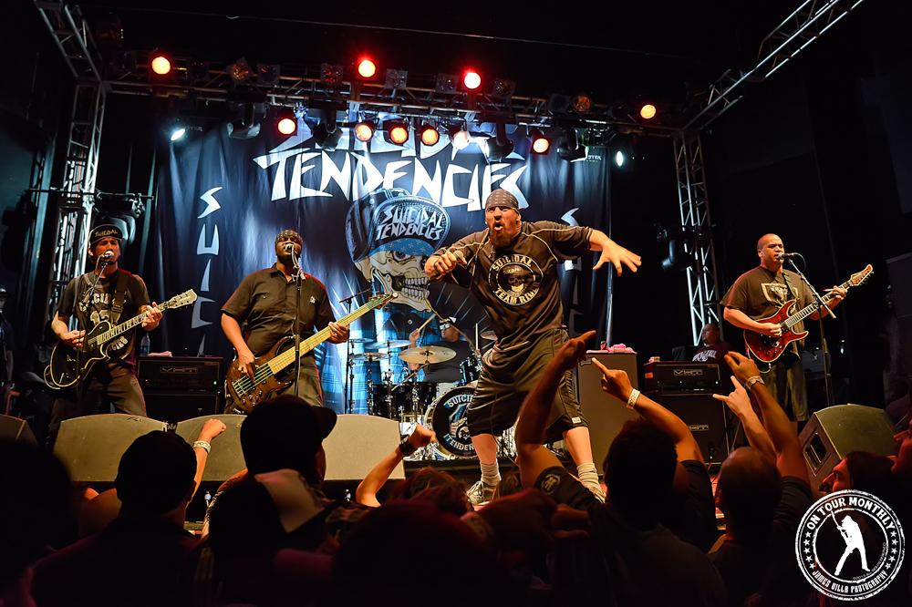 Suicidal Tendencies (Granada Theater - Dallas, TX) 4/7/13 // James Villa Photography 2013