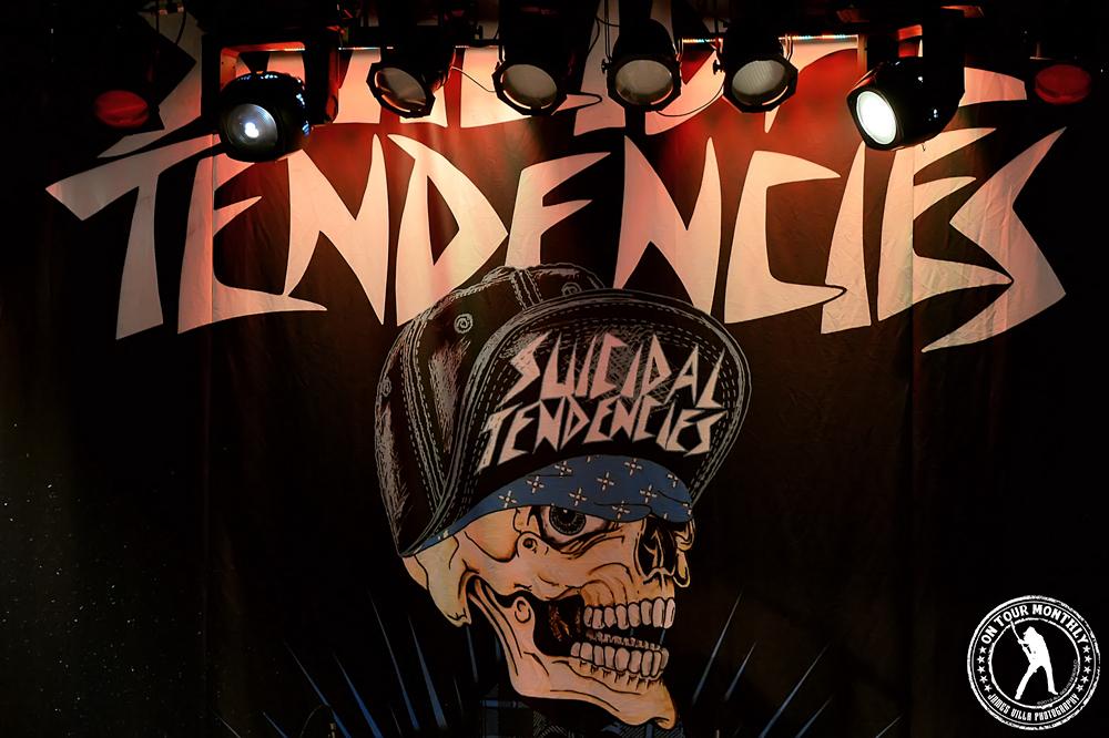 Suicidal Tendencies (Granada Theater - Dallas, TX) 4/7/13