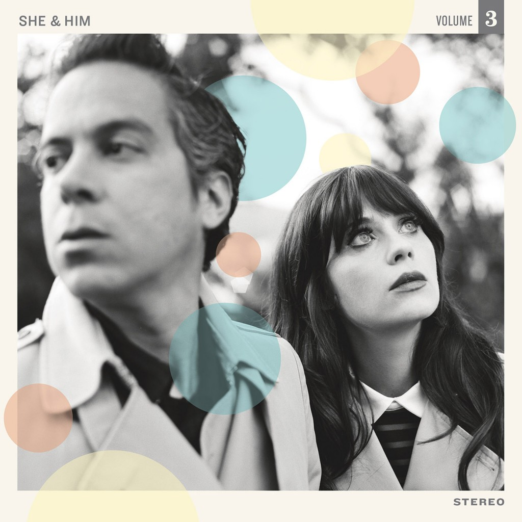 """""""Volume 3"""" by She & Him (2013)"""