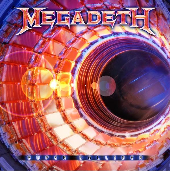 """""""Super Collider"""" by Megadeth"""
