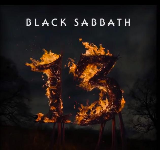 """13"" by Black Sabbath"