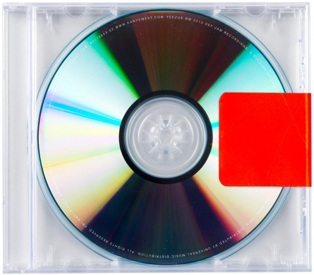 """Yeezus"" by Kanye West"