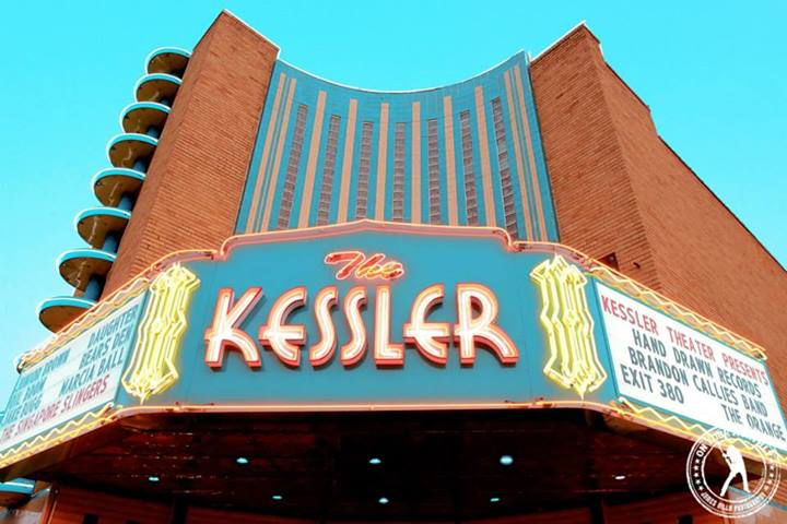 Hand Drawn Records Presents: Brandon Callies Band and Exit 380 at The Kessler Theater - Photo by James Villa 2013