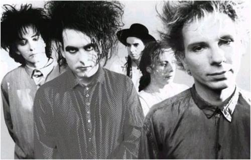 The Cure - 1980's