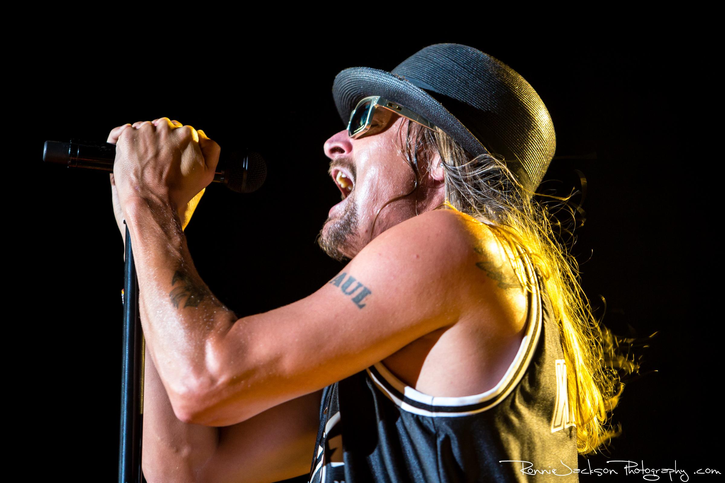 Kid Rock - Gexa Energy Pavilion - Dallas TX // Ronnie Jackson Photography 2013