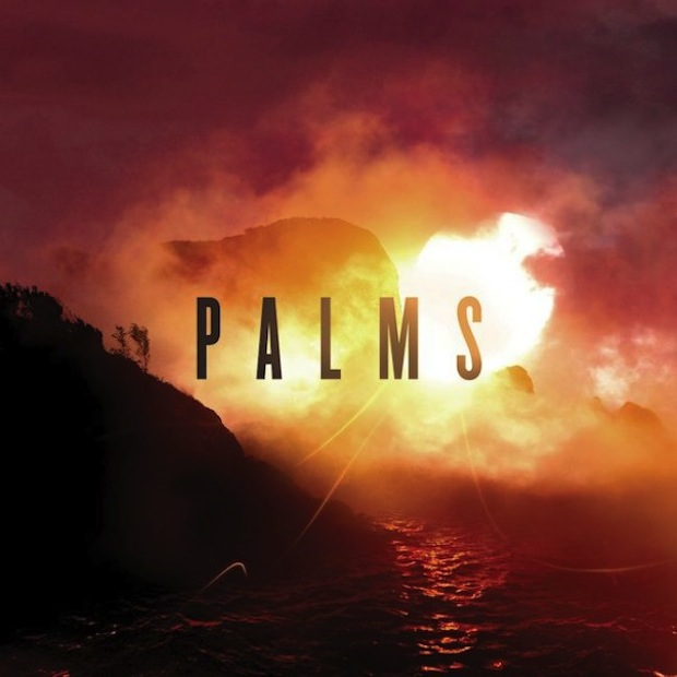 """Album Cover: """"Palms"""" by PALMS"""