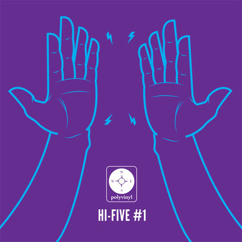 Polyvinyl Hi-Five #1