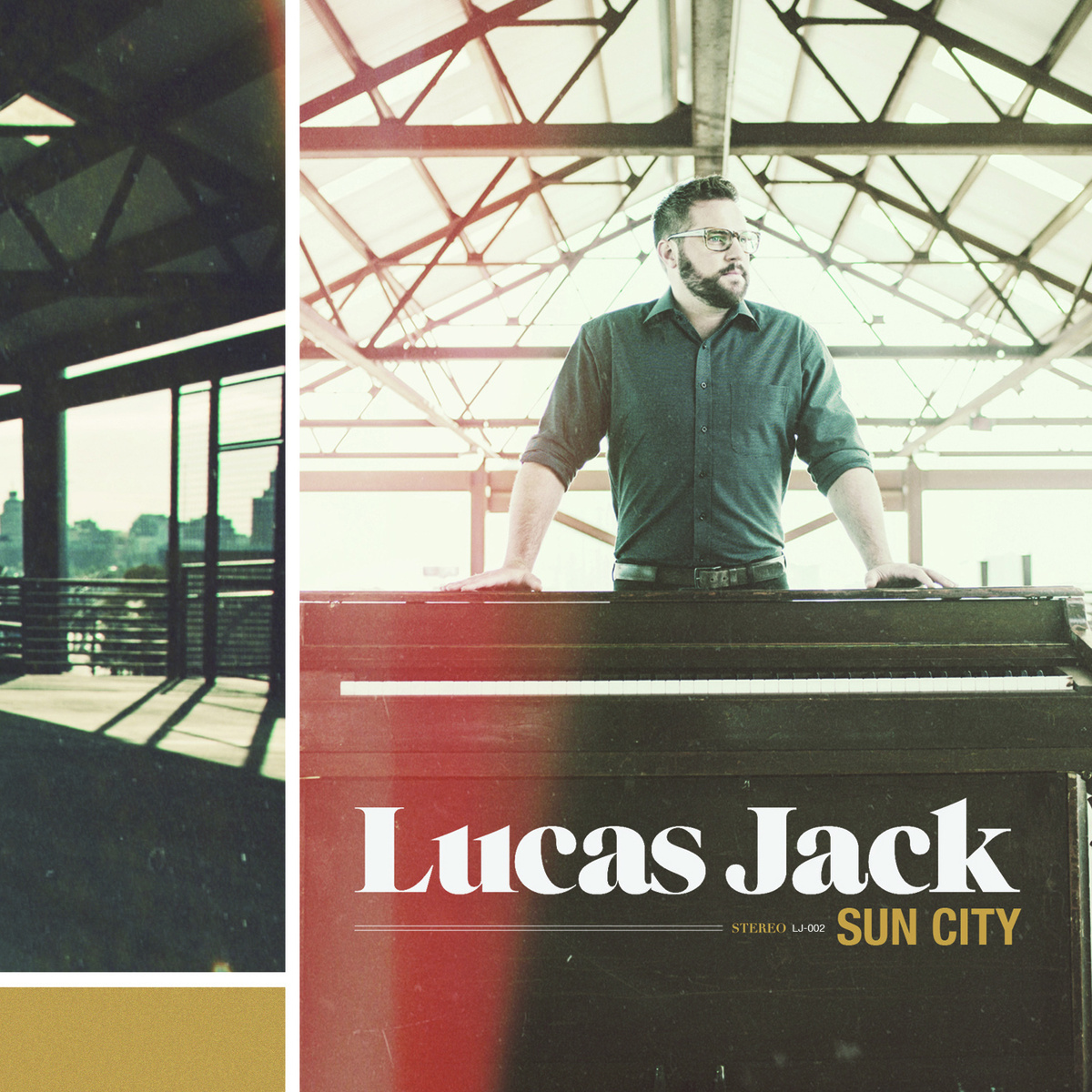 """Sun City"" by Lucas Jack (2013)"