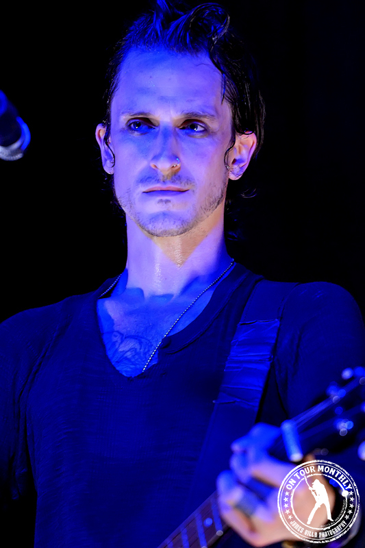 Jimmy Gnecco - Ours   James Villa Photography © 2013 On Tour Monthly LLC