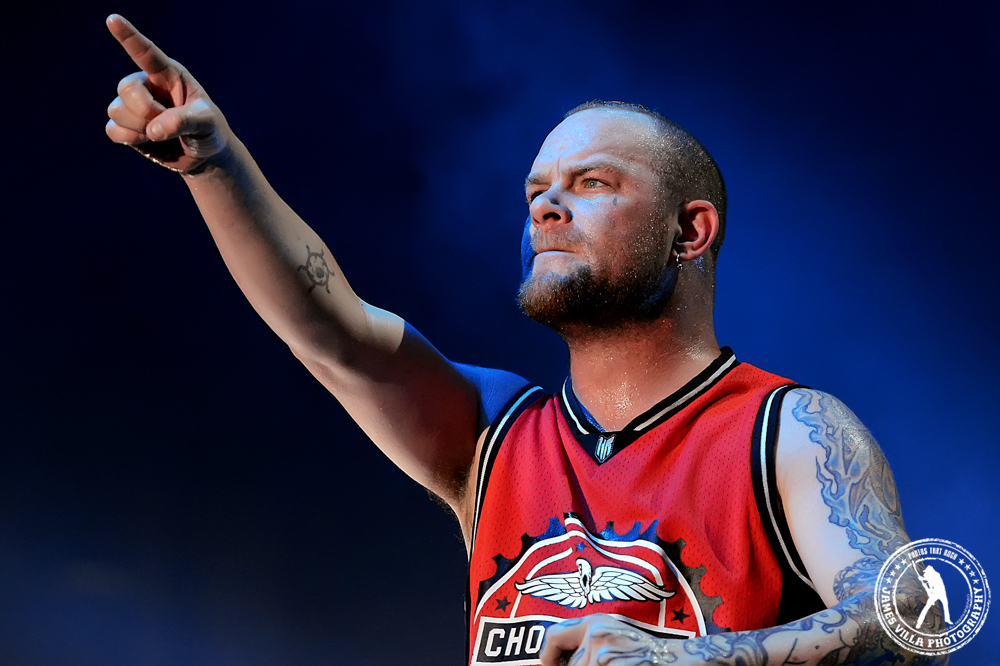 Five Finger Death Punch I ©2013 James Villa Photography, All Right Reserved