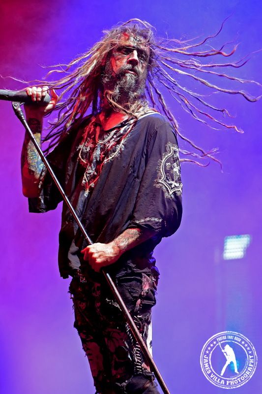 Rob Zombie I ©2013 James Villa Photography, All Right Reserved