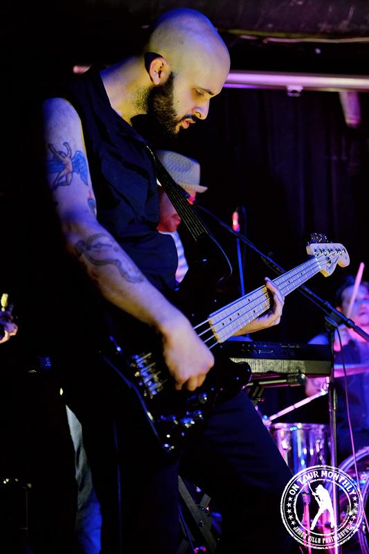 Chris Goodlof - Ours   James Villa Photography © 2013 On Tour Monthly LLC