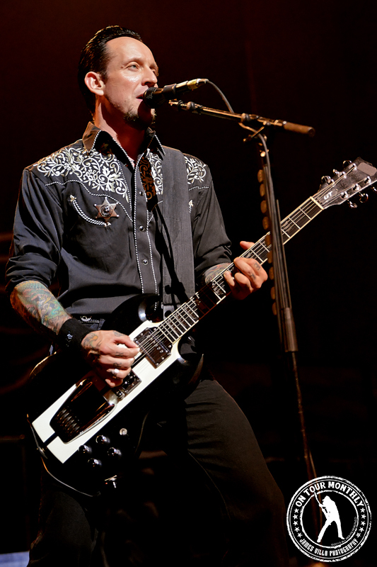 Volbeat. - Rock Allegiance Tour (Verizon Theater - Grand Prairie, TX) 9/18/13