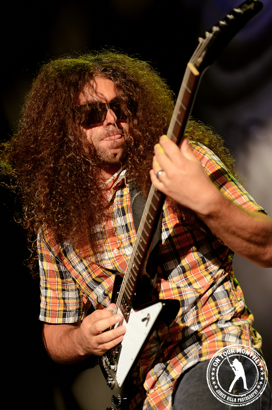 Coheed and Cambria -  ©2013 James Villa Photography, All Right Reserved