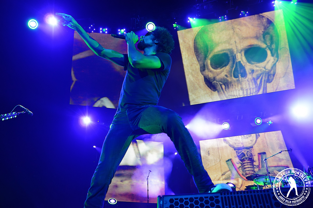 Alice in Chains (Gexa Energy Pavilion – Dallas, TX) 8/28/13 ©2013 James Villa Photography, All Right Reserved