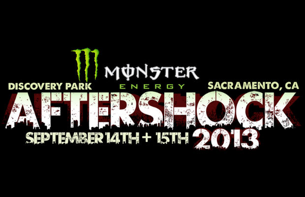Monster Aftershock Festival 2013