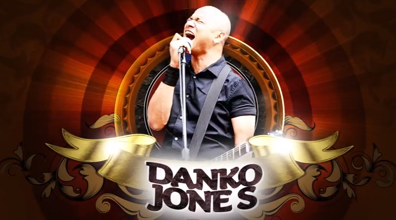 Danko Jones I ©2013 James Villa Photography, All Rights Reserved